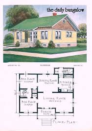 Cottages And Bungalows House Plans by 748 Best Old House Plans Images On Pinterest Vintage Houses