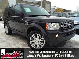 used land rover lr4 used brown 2010 land rover lr4 4wd 4dr v8 lux grande prairie