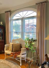 Arch Window Curtain The 25 Best Arch Window Treatments Ideas On Pinterest Arched