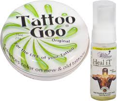 tattoo goo original ointment 21gm u0026 free heal it price in india