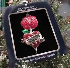 regent square will you me ornament w european