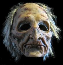 Zombie Mask Exhumed Zombie Corpse Mask Supersoft Moves With Face