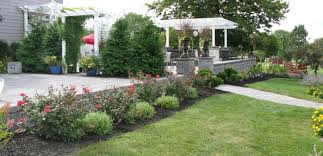 Patio Landscape Design Landscape Design Idea Construction Driveway Pavers Patio Retaining