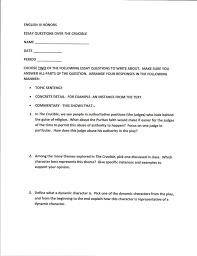 crucible theme essay theme essays forrest gump essay help essay