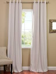 Best Curtains To Block Light White Blackout Curtains Best Curtains 2017 Inside Beautiful