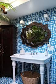 Blue Tiles Bathroom Ideas by 56 Best Granada Tile In The Bathroom Images On Pinterest