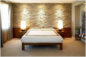 Stone Wall Tiles For Bedroom by Stone Wall Bedroom 25 Bedrooms That Celebrate The Textural