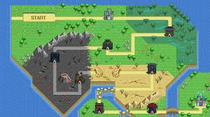 Fallout 3 Interactive Map Heroes Of Newerth Pays Homage To 8 Bit Gaming Era With Interactive