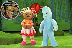 iggle piggle night garden live discount