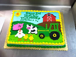 farm cake toppers barnyard birthday cake creative ideas