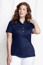 high quality women plus size polo shirt wholesale from factory