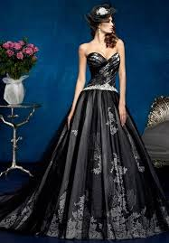 black wedding dress 50 beautiful black wedding dresses you will page 6 hi