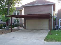 attached carport building attached carport with alamo heights attached carport