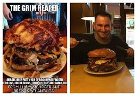 I Came Meme - i came here for this burger after seeing the meme on facebook
