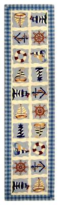 Fish Runner Rug 32 Best Runners Cottage Carpets Images On Pinterest Rugs