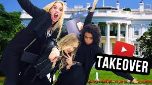 taking over the white house youtube