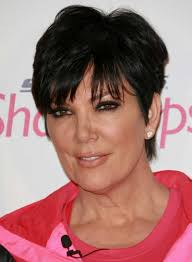 kris jenner hairstyles front and back kris jenner beauty riot