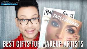 gifts for makeup artists the gift for the makeup artist in your must