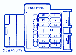 dodge dart fuse box diagram wiring diagrams