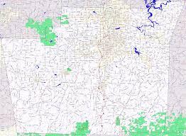 County Map Washington by Landmarkhunter Com Washington County Arkansas