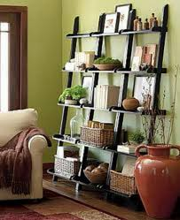 Leaning Shelves Woodworking Plans by 31 Best Ladder Shelves Images On Pinterest Ladder Shelves