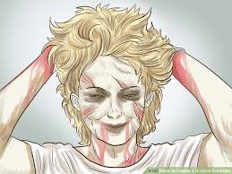 zombie cinderella tutorial how to create a zombie costume with pictures wikihow