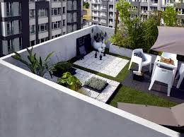 Original Ideas And Fresh Design For Balcony And Roof Terrace - Apartment terrace design