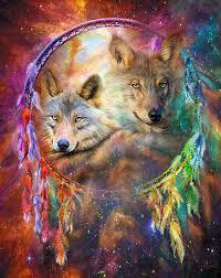 catcher series wolf spirits