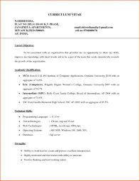 my resume cv cover letter objective for freshers ece engineers i