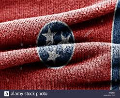 Blood Stained Flag Flag Us State Tennessee Stock Photos U0026 Flag Us State Tennessee
