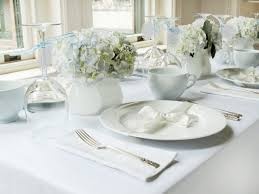 Elegant Table Settings by Dining Room Enchanting Decorating Ideas Using Rectangular Grey