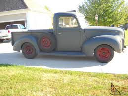 Old Ford Truck Doors - ford truck