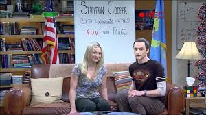 Flag Day Funny Sheldon Cooper Fun With Flags Youtube