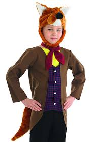 Fantastic Fox Halloween Costume Fantastic Fox Costume Party4me