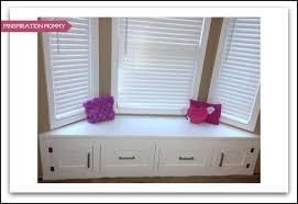 File Cabinet Seat How To Build A Built In Window Seat With Storage Pinspiration Mommy