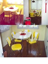 Retro Kitchen Table Sets Retro Dinette Lee U0027s Retro Dinette Burbank Ca Kitchen Table Chairs