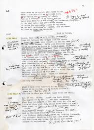 actor u0027s script shakespeare institute library