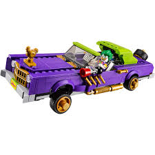 batman car lego lego batman movie the joker notorious lowrider 70906 lego toys