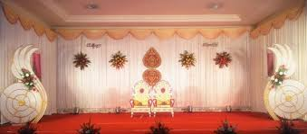 Wedding Backdrop Coimbatore Wedding Stage Decoration In Alappuzha Wedding Stage Venue Side
