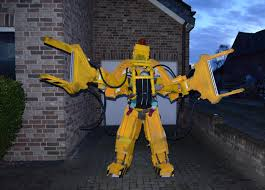 aliens p5000 powerloader baby costume youtube