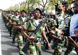 bureau de recrutement militaire l armée sénégalaise innove dans mode de recrutement