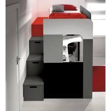 bureau de chambre pas cher lit mezzanine adulte pas cher luxe lit mezzanine dressing avec