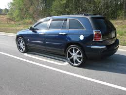 2005 chrysler pacifica touring sport wagon 4d view all 2005