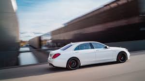 facelifted 2018 mercedes benz s class lineup mercedes amg s63