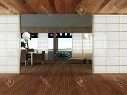 Home Design 3d Rendering Home Design Modern Interior 3d Render Living Room In Japanese