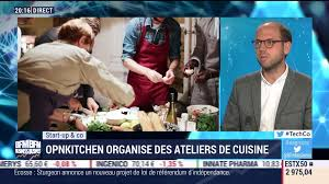 bfmtv cuisine start up co opnkitchen plateforme de cuisine entre particuliers