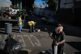 San Francisco Street Cleaning Map by S F Faces Increasing Pressure To Clean Sidewalks As City Grows