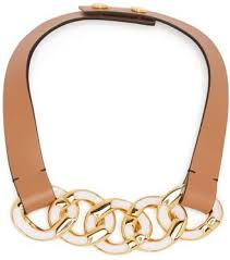 leather necklace women images Leather necklaces for women shopstyle uk jpg
