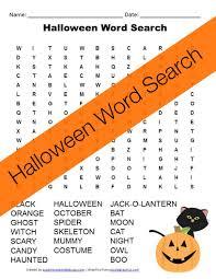 halloween activities for kids printable fun halloween activities for kids