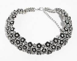 vintage silver choker necklace images 2014 new collar vintage silver items party z choker necklace jpg